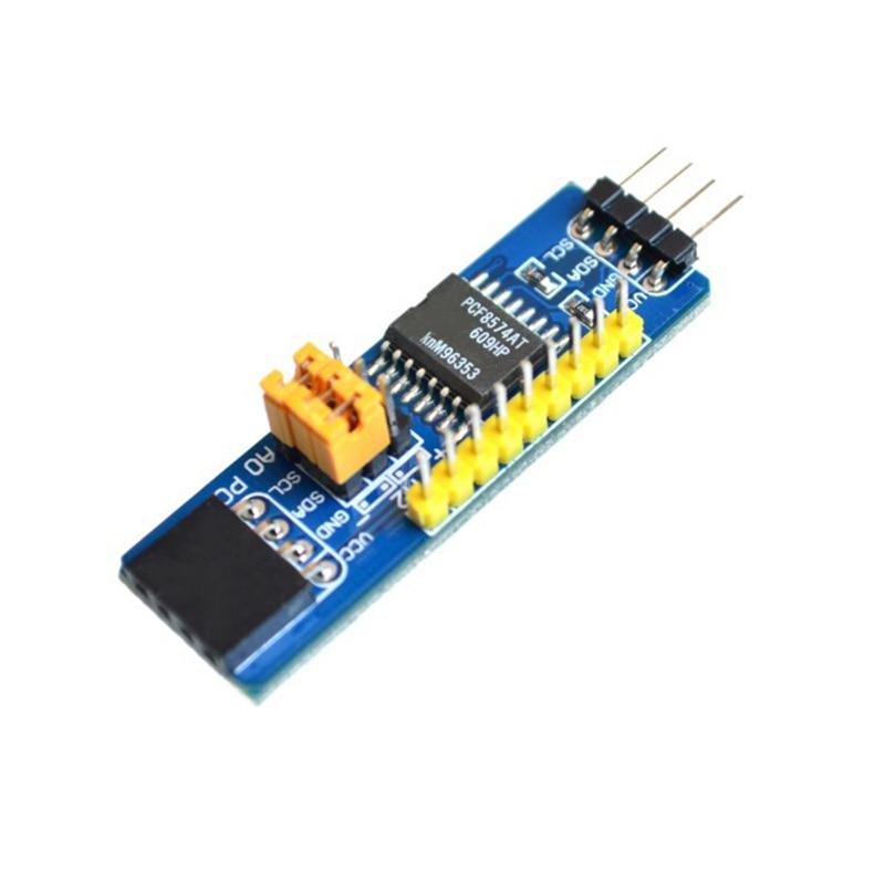 PCF8574 I2C Interface 8bit IO MCU Expansion Board I/O Expander I2C Bus Evaluation Development Module AVR STM8 C8051F For Arduino