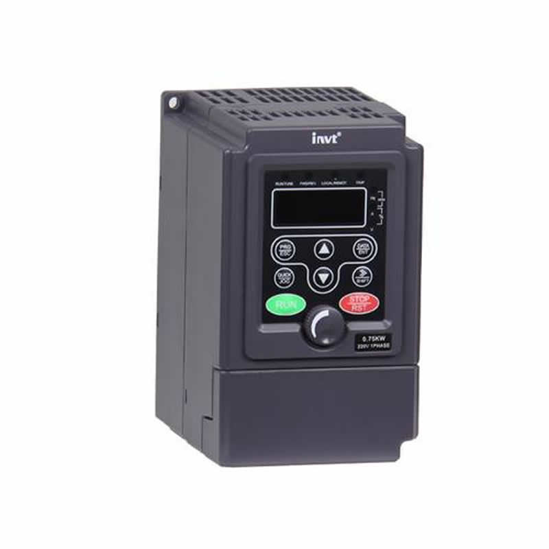 Invt três modos de controle 3-fase 380v 1500w conversor de freqüência inversor geral livre-post CHF100A-1R5G-4