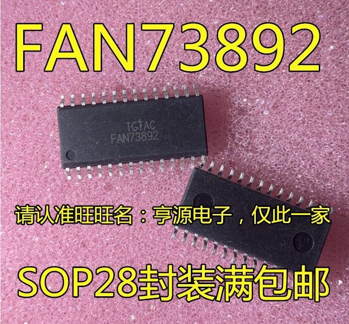 5 unids/lote FAN73892MX IC FAN73892M FAN73892 SOP8 nuevo y original