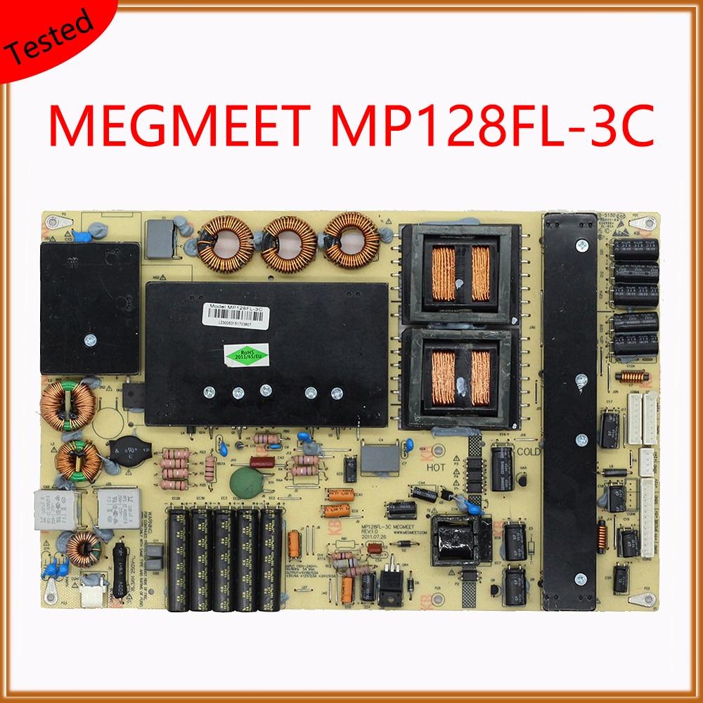 Megmet MP128FL-3C الأصلي امدادات الطاقة مجلس للتلفزيون بطاقة امدادات الطاقة المهنية اختبار مجلس بطاقة الطاقة megmet MP128FL 3C
