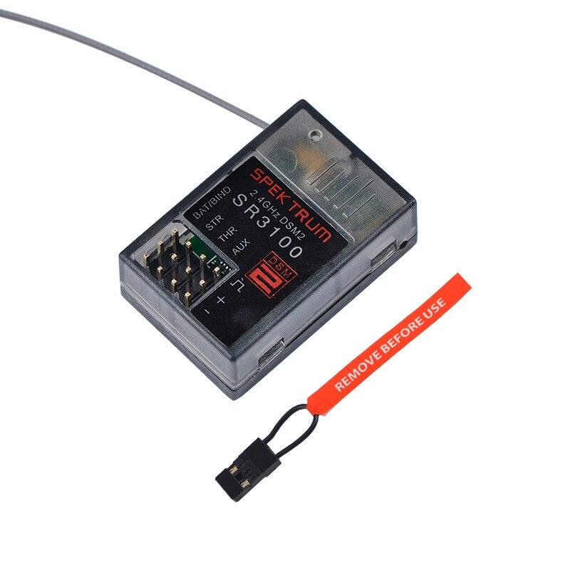 Spektrum SR3100 DSM2 receptor para DX3R DX2E DX5C control remoto