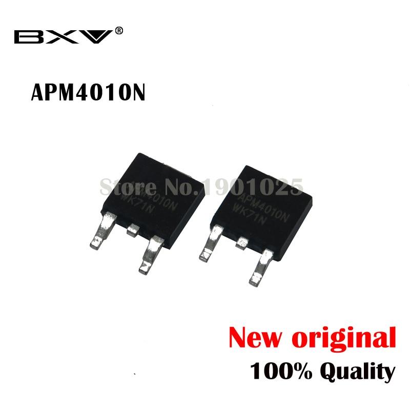 10ocs/lot apm4010n apm4010 to-252 to252 smd novo e original