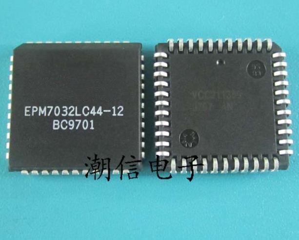 Nuevo original 10 unids/lote EPM7032LC44-12 EPM7032LC44-12N PLCC-44
