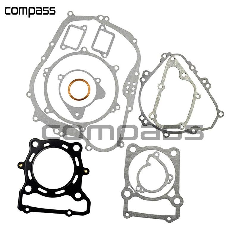 Motorrad Motor Teile Komplette Dichtung für KAWASAKI KLX300 1997-2007 KLX 300