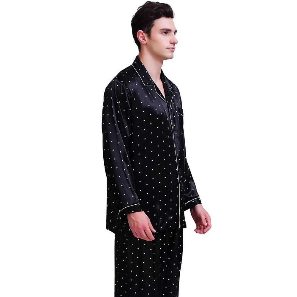 Мужские Шелк Атлас Пижамы Комплект ++Пижамы +Комплект ++PJS +Пижамы Комплект ++Домашняя одежда США% 2CS% 2CM% 2CL% 2CXL% 2CXXL% 2C3XL +% 2C 4XL