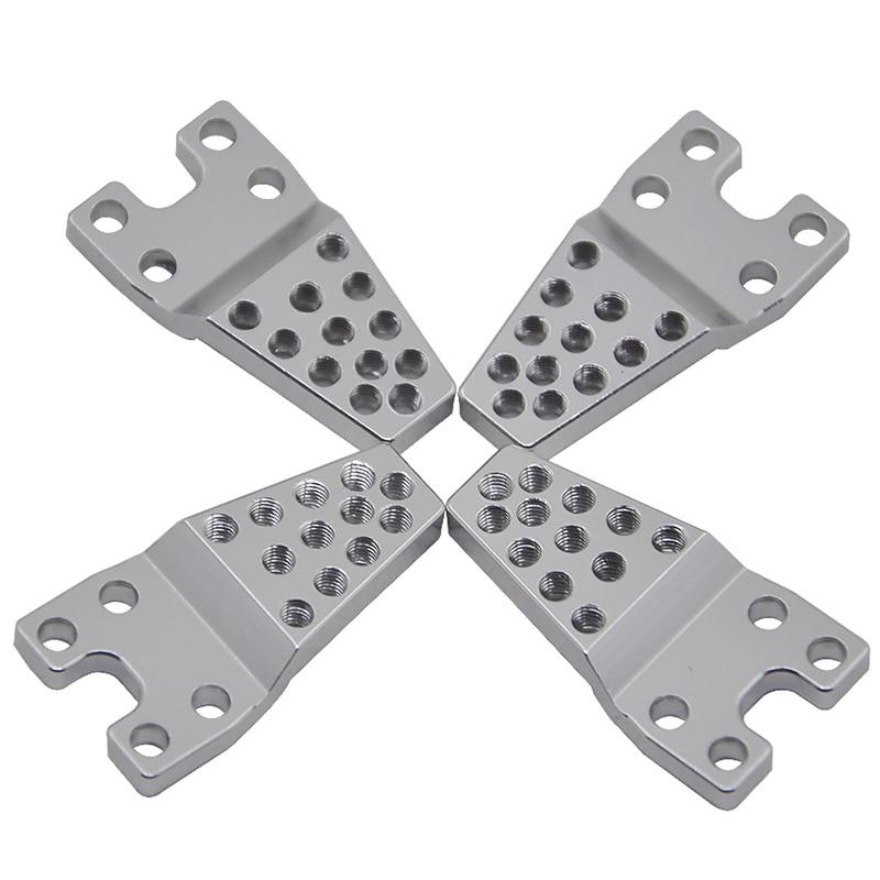 4 шт. для SCX10 алюминиевое ударное Крепление подъемник стабилизатор напряжения