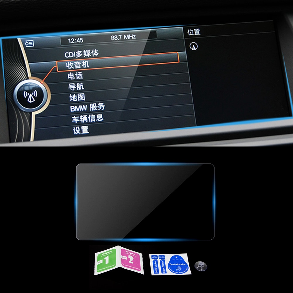 Защитная пленка из закаленного стекла для BMW X6 E71 E72 2007-2014 X5 E70 2006-2013