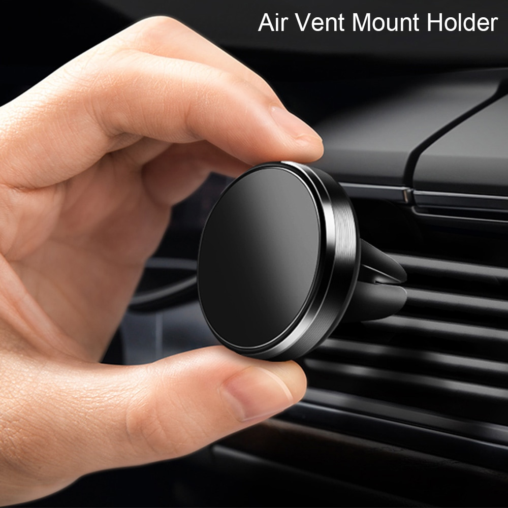 Car Magnetic Holder for Mobile Phone Accessories Stand for iPhone 12 11 7 Magnet Phone Holder on Xia