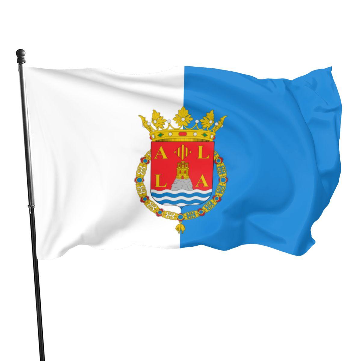 Bandera de España, banderas de España, 90x150 cm