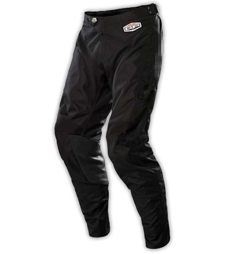 Nueva bicicleta de montaña para hombres, pantalones de descenso, pantalones de ciclismo AMX BMX, pantalones de ciclismo DH MTB, pantalones de carreras de Motocross, pantalones de Rally con almohadilla de cadera