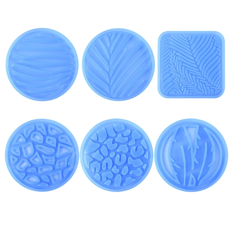 xfkm new 810 drip tips epoxy resin drip tip wide bore mouthpiece for kennedy24 battle goon 528 d rda atomizers Epoxy Resin Mold Diy Homemade Mold Coaster Crystal Dripping Creative Silicone Mold Crystal Drip Coaster Mold for Diy Craft