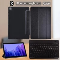 for samsung galaxy tab a7 10 4 2020 sm t500 sm t505 tablet case for tab a 10 1 2019 t510 t515 case cover bluetooth keyboard
