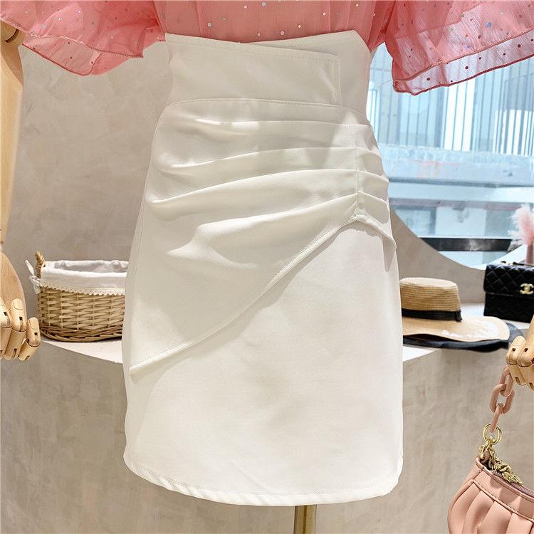 Фото - Чрезвычайно Сексуальная мини-юбка, юбка-мини из джинсовой ткани, Однотонная юбка выше колена из полиэстера и хлопка, мини-юбка в стиле ампир flavio castellani мини юбка