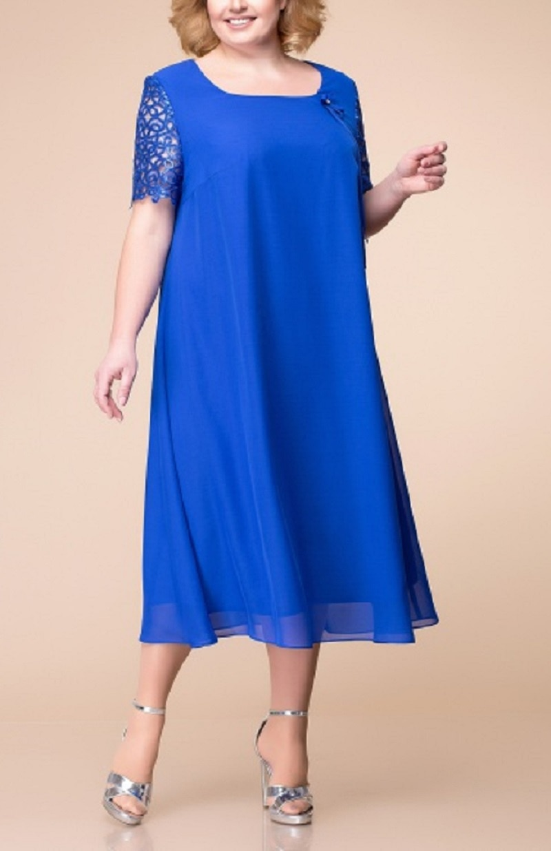 Royal Blue  Mother Of The Bride Dresses Plus Size 2021 Wedding Party Gown Elegant Long robe mere de la mariee Gift For Guest