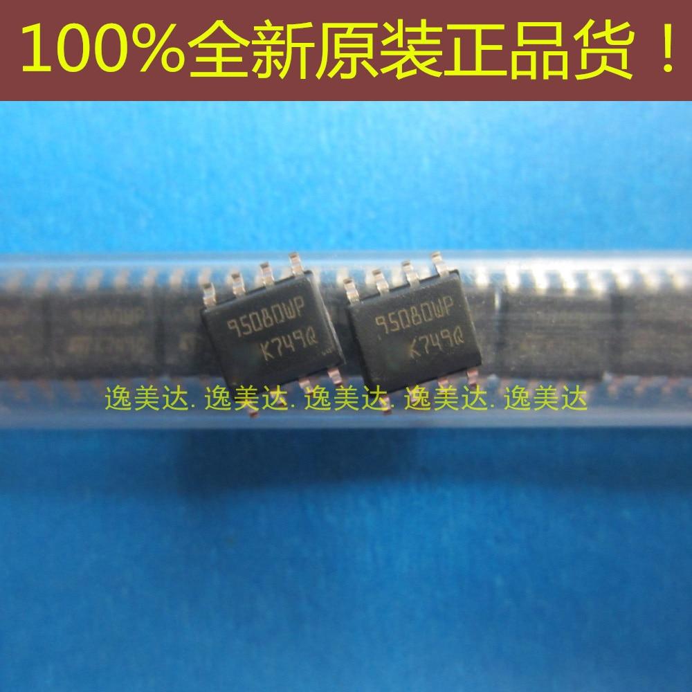 10PCS/lot M95080-WMN6 95080 95080WQ 95080WP SOP-8 Serial EEPROM memory IC chipnew original