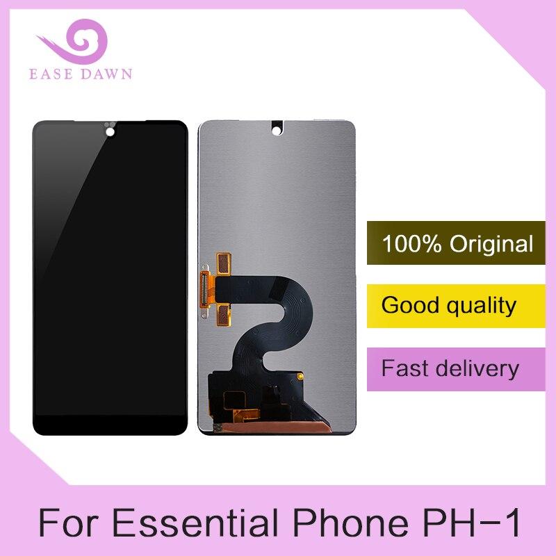 100% Original de 5,7 pulgadas para el teléfono esencial PH-1 pantalla LCD PH1 + reemplazo de montaje de digitalizador con pantalla táctil