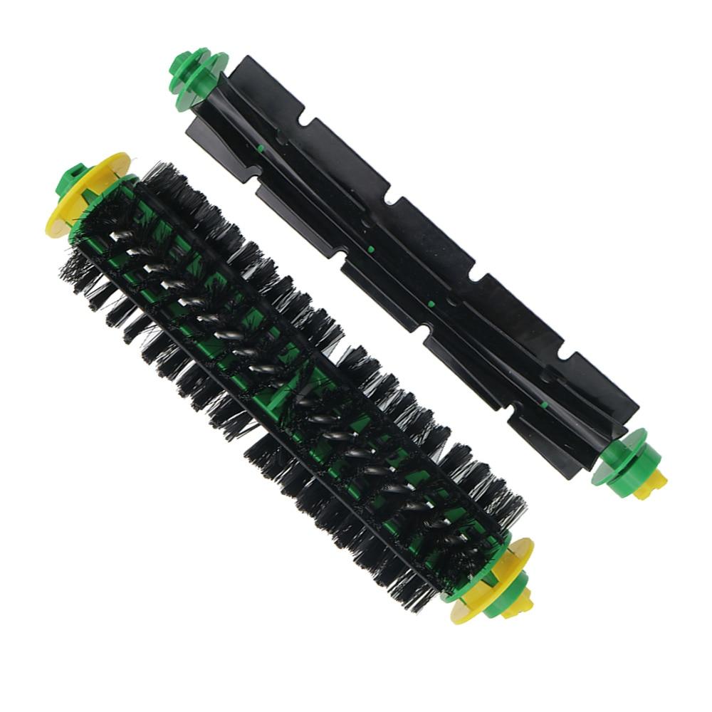 Набор щеток и гибкая щетка для пылесоса iRobot Roomba 500 Series, 510, 520, 530, 535, 540, 550, 560, 570, 1 комплект