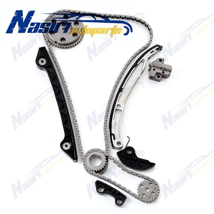 Motor de cadena de distribución Kit para Mazda 3 6 CX-7 2007, 2008, 2009, 2010, 2011, 2012, 2013 2.3L Turbo
