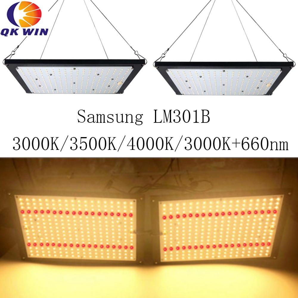 Super Bright 120W 240W Led Grow Light Quantum Board Full Spectrum Samsung LM301B SK 3000K 3500K 4000K 660nm DIY (MW-XLG -Driver)
