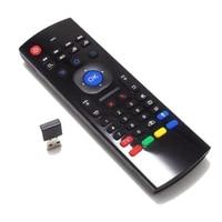 Fly Air Mouse беспроводная клавиатура и мышь 2,4 ГГц, перезаряжаемый мини-пульт дистанционного управления для Smart Android Tv Box Mini Pc