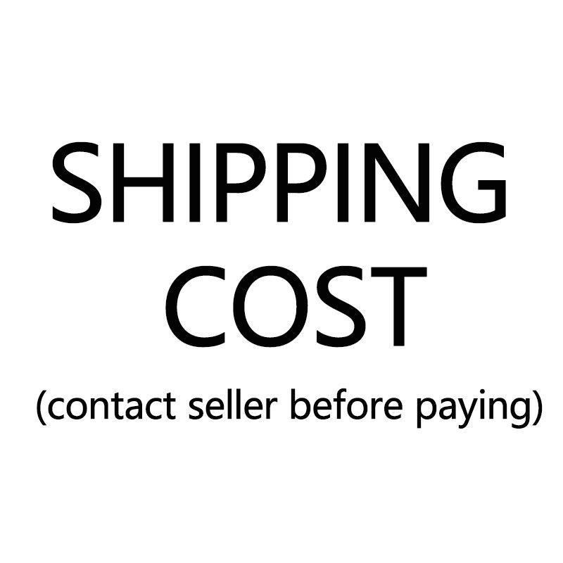 دفع تكلفة الشحن (اتصل بالبائع قبل الدفع)