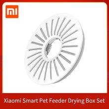 Умная кормушка для домашних животных Xiaomi, набор для сушки, подключается к приложению Mijia, с умным напоминанием, истекает срок службы Xiaomi Xiaowan, кормушка для кошек и собак