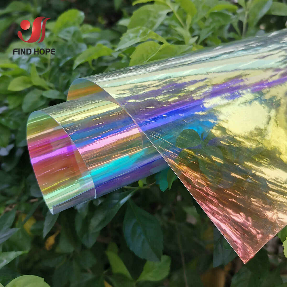 Tissu Pvc Transparent Holographique Irisé Pour Fabrication De Boucles D Oreilles Sac Artisanal En Vinyle Film Arc En Ciel Aliexpress
