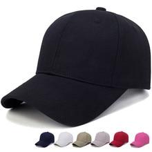 Color sólido rock simple duro transpirable sombrero algodón tablero ligero gorra de béisbol de Color sólido hombres Cap al aire libre Sun Hat visera mujer