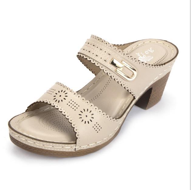 أحذية صيفية ناعمة ، أحذية مائية عصرية للنساء ، للأماكن الخارجية