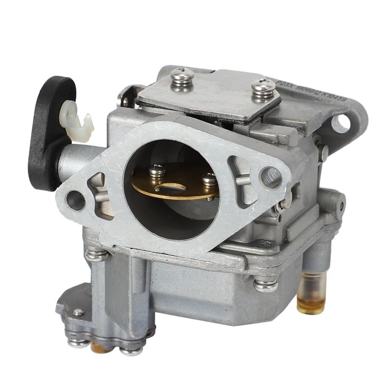 Top!-محرك بدء كهربائي خارجي ، مكربن Assy 66M-14301-12-00 لـ Yamaha 4-Stroke 15Hp F15