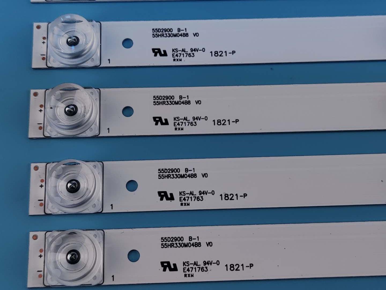 Listwa oświetleniowa LED lampa dla TCL L55P2-UD YHE-4C-LB5504-YH01J obsługi TCL B55A858U L55E5800A-UD 55D2900 AB 55HR330M05A6