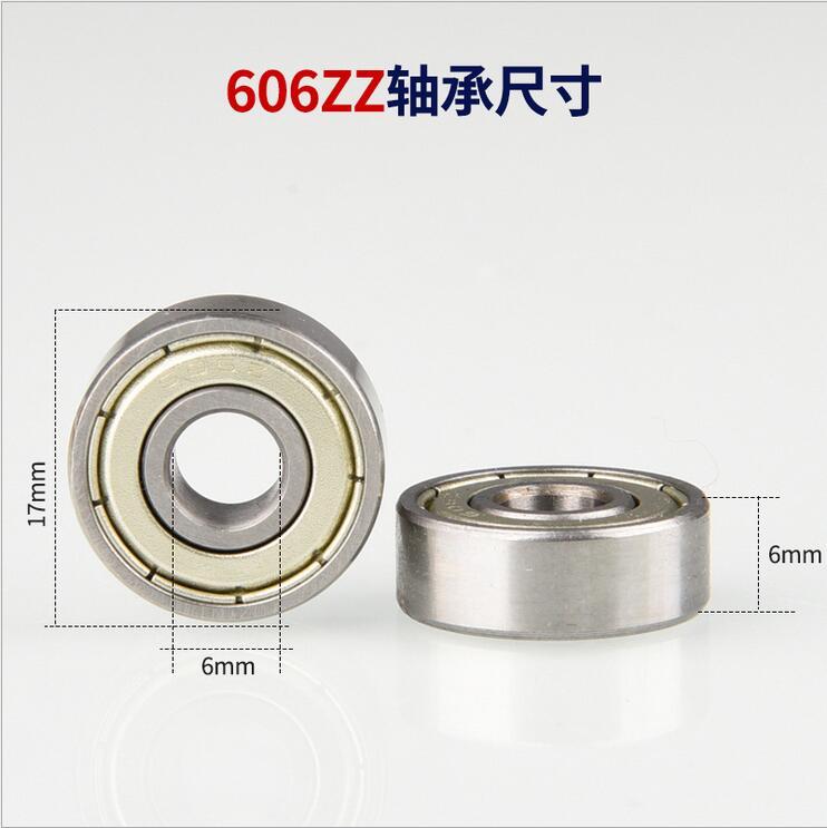 606zz шарики для RS-CNC32, 32 шт./лот.