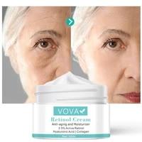 retinol face cream eye cream serum set lifting anti aging anti eye bags remove wrinkles moisturizer treatment face care