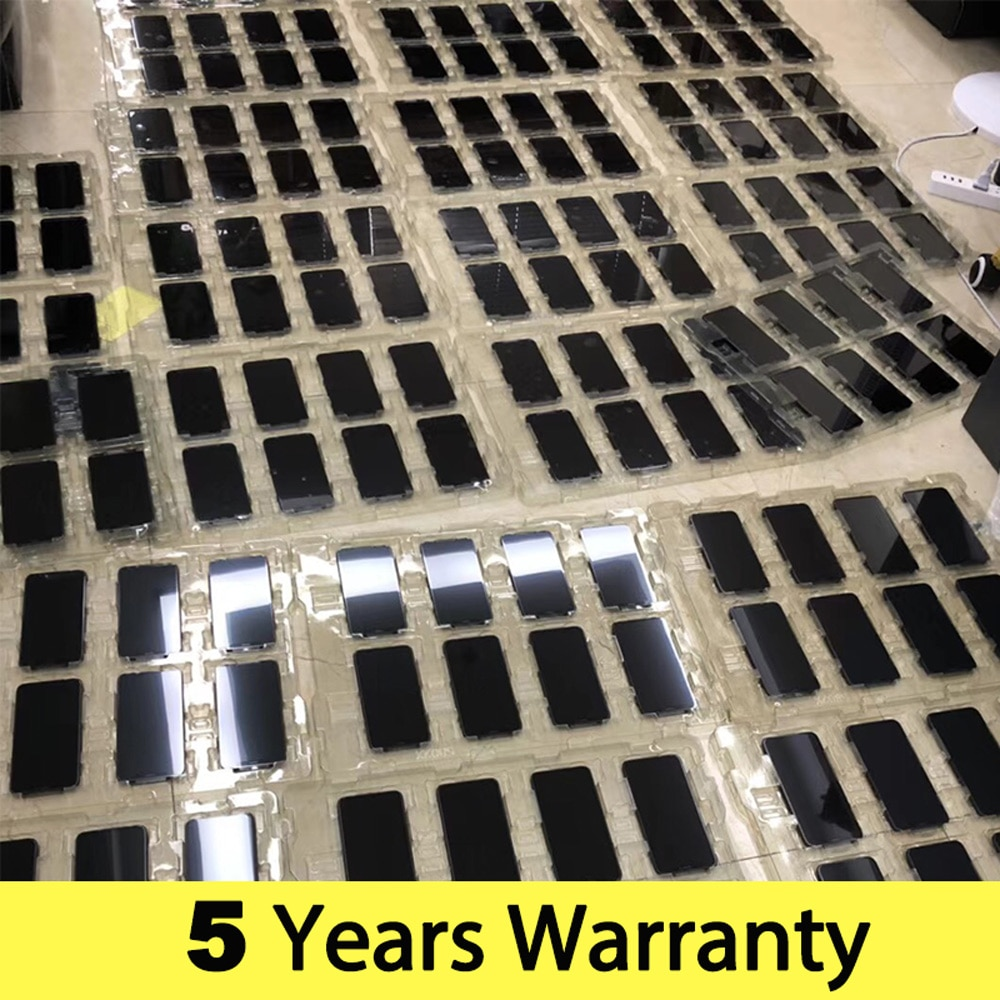 100% New OLED Lcd For iPhone X 11 Display Wholesale Price From Factory Display For iPhone X Xs Xr Screen 100% Test Good 3D Touch enlarge