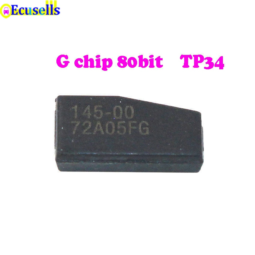 Auto transponder 72 g chip 80bit carbono para toyota lexus tp34