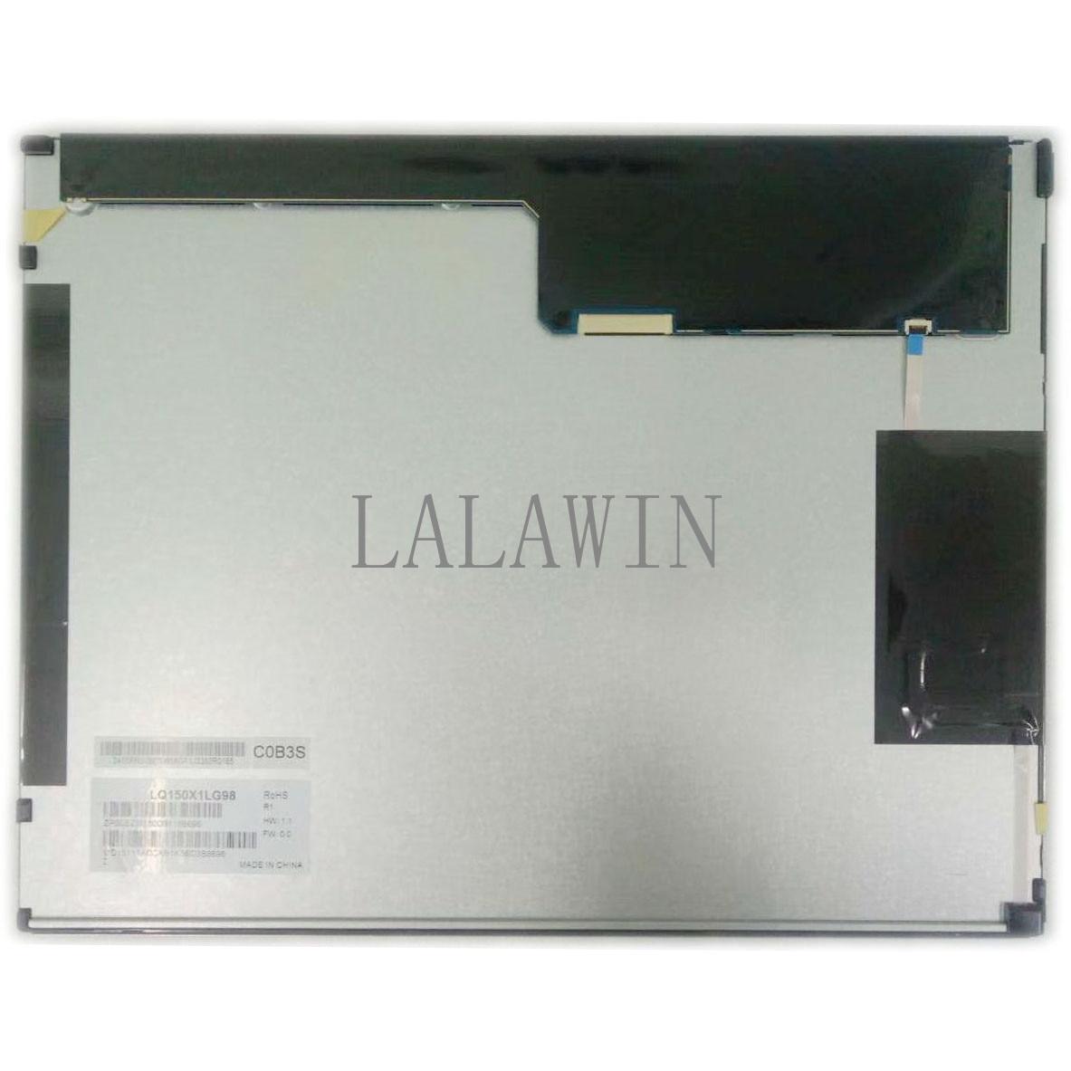 LQ150X1LG98 R1 LED 1024*768 TFT إصلاح شاشة LCD لوحة