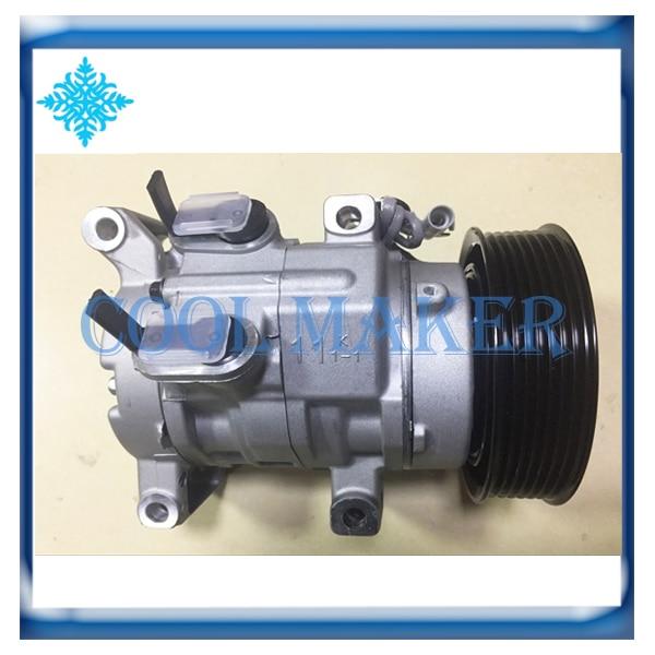 Compresor de CA 10S11C para Toyota Hilux Vigo 88320-0K341 88310-0K132 88310-0K110 88320-0K080