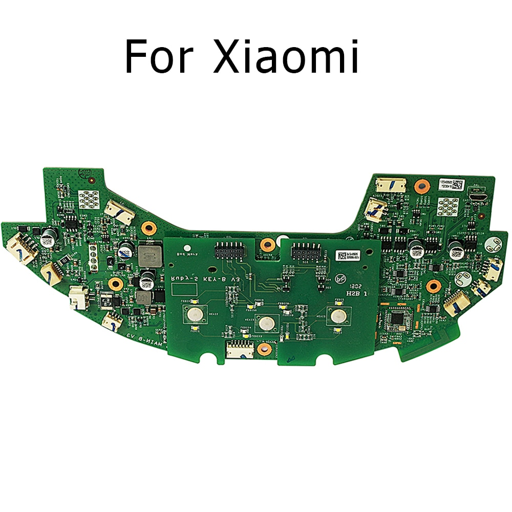 جديد اللوحة اللوحة ل XIAOMI Roborock S50 S51 S502-00 S552-00 S502-03 روبوت مكنسة كهربائية قطع الغيار