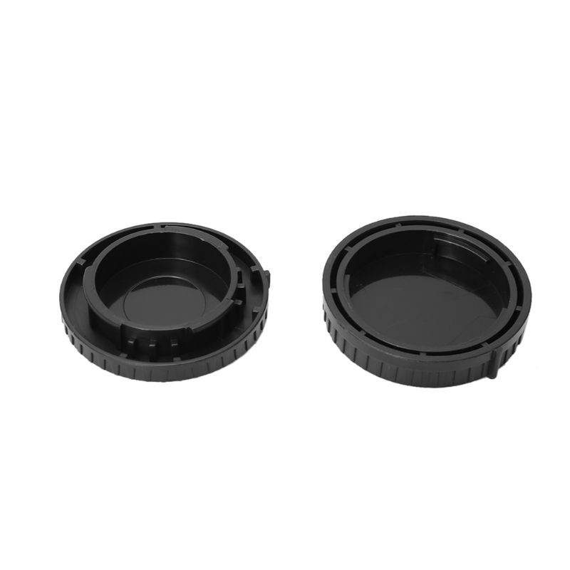 Camera Body Cover Rear Lens Cap Hood Protector Set Anti-Dust Heat-proof Accessories for Nikon V1 V2 J1 J2 N1 Mount DSLR SLR L41F