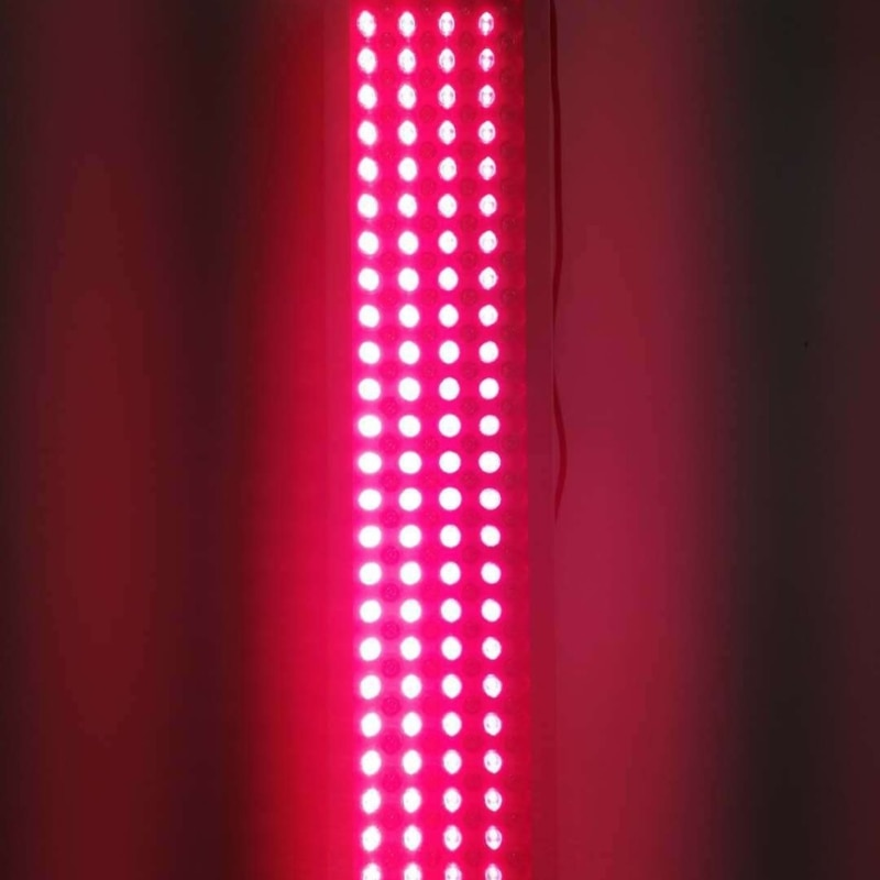 Led Red Light Therapy 660/850nm Near Infrared Full Body Face Beauty Portable Non-flicker Therapy Lamp Indoor enlarge