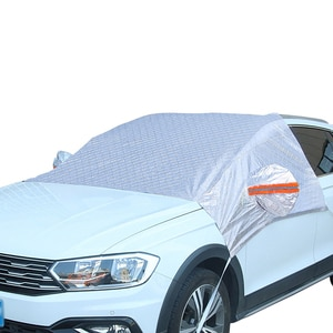 Screen Protector Car Shield Cover SUV Car General Windscreen Cover Protector Winter Convenient And Fast Car Windshield Cover