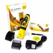 LILI-ciseaux électriques 295 35W   Tondeuse professionnelle pour animaux de compagnie, tondeuse toilettage, tondeuse à cheveux de chien, ciseaux 110-240V AC