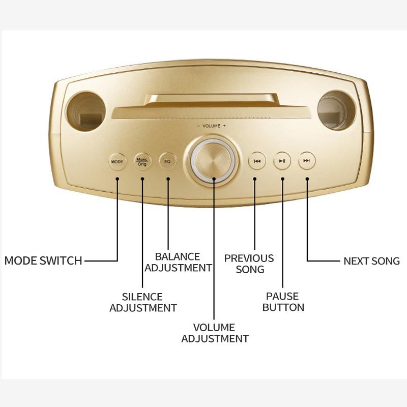 Hifi Audio Speaker For Home Theater Sonos Powerful Column System Karaoke Smart Bass Dolby Atmos Bluetooth Sound Box Music Senter enlarge