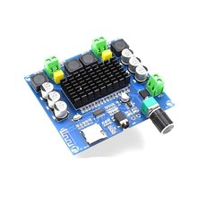Kyyslb DC12 ~ 30V 100W * 2.05.0 Bluetooth Amplificatore Bordo TDA7498 XH-A105 Bordo Amplificatore Digitale di Supporto Aux a Bordo potenziometro
