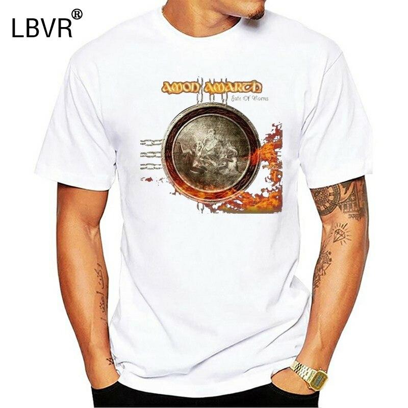 Amon Amarth Fate Van Norns T-shirt Zwart Kinderkleding Peuter Shirt Kinderen
