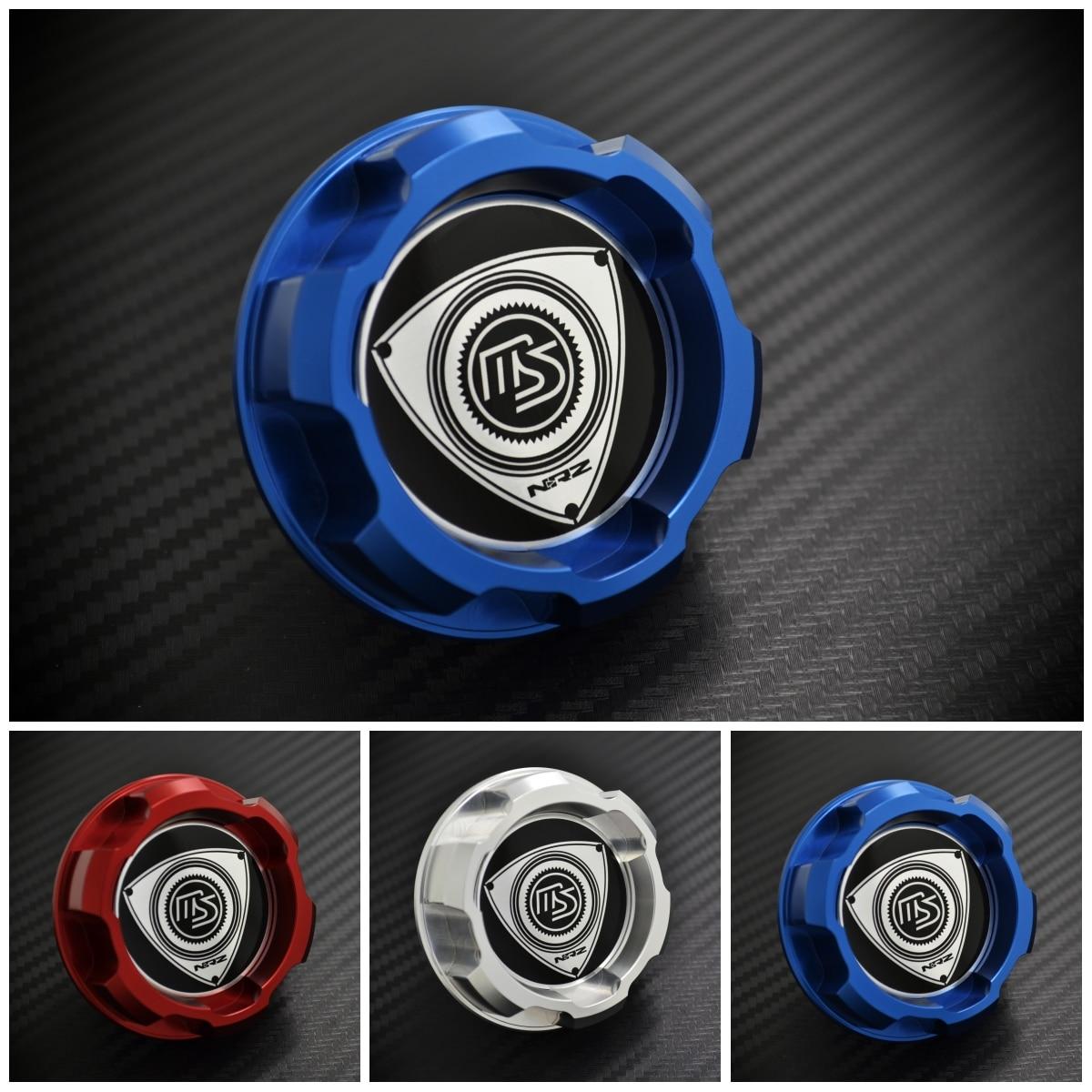 Aluminum ENGINE Oil Cap For MAZDA RX7 RX8 323 FAMILIA BP 1.8L PROTEGE FSDET MIATA MX5 MX-5