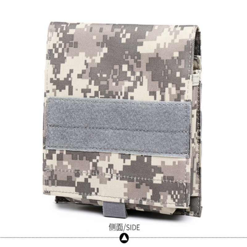 MOLLE táctico teléfono móvil senderismo cintura bolsa funda teléfono celular funda cinturón militar de ejército bolsa exterior Camping bolsa Fanny Pack