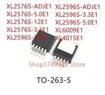 10PCS XL2576S-ADJE1 XL2576S-5.0E1 XL2576S-12E1 XL2576S-3.3E1 XL2596S-12E1 XL2596S-ADJE1 XL2596S-3.3E1 XL2596S-5.0E1 XL6009E1