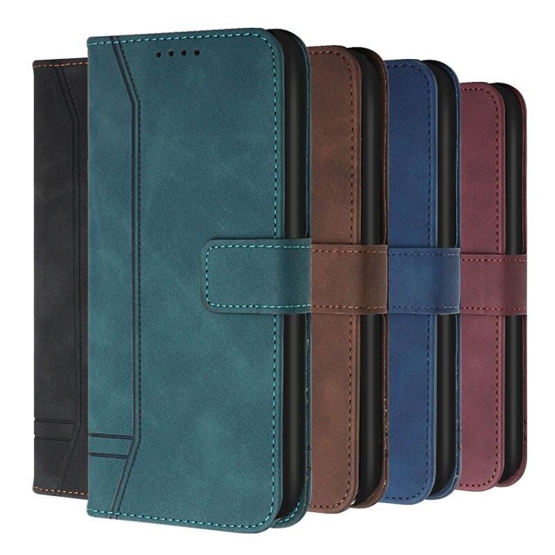 Flip Wallet Leather Case For Xiaomi Mi 11 Lite 5X 6X 9 SE Lite 9T CC9E Mi Note 10 10T Lite Pro 10s C
