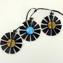 Graphics Card Fan PLD09210S12M PLD09210S12HH Cooling Fan GPU VGA Cooler for ASUS ROG STRIX GTX 1080TI GTX 1060 1070 1080 RX 480